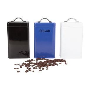Bread Bin and Tea Coffee Sugar Canister for Sale
