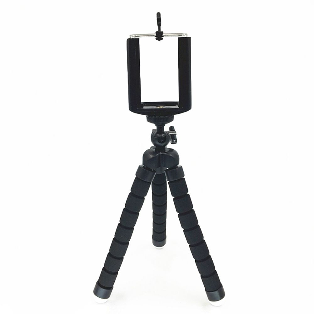 Universal Compact Tripod Stand Flexible Octopus Phone Camera Selfie Stick Tripod Mount