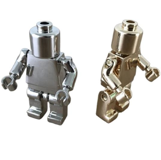 Free Sample for 2.0 Cartoon Characters Android Robot 32GB USB Flash Drive