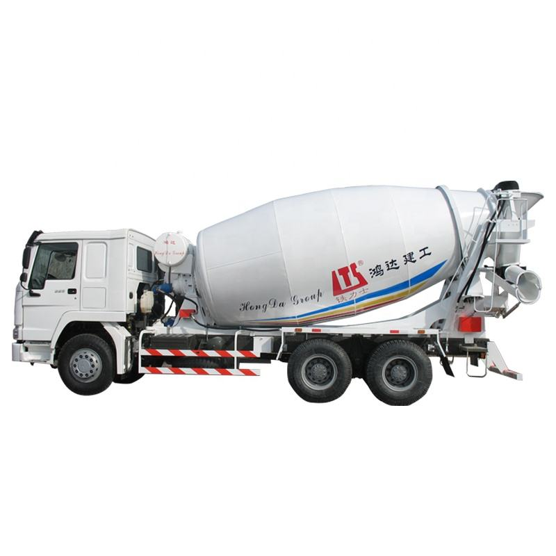 Howo [ Truck Mixer ] Cement Mixer Truck Price Competitive Price TIELISHI HOWO 6*4 Cement Mini Truck Concrete Mixer Price