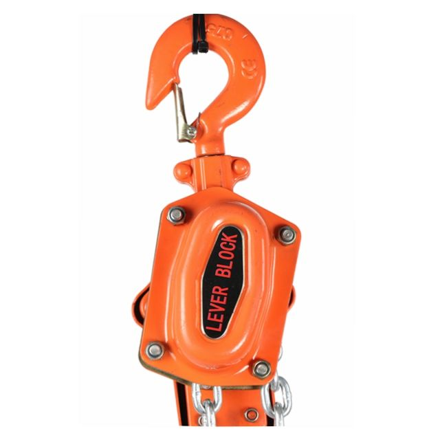 Manufacturer new design Small Hand Operated Lever Wire Rope Pulling Hoist Construction vitali lever chain hoist