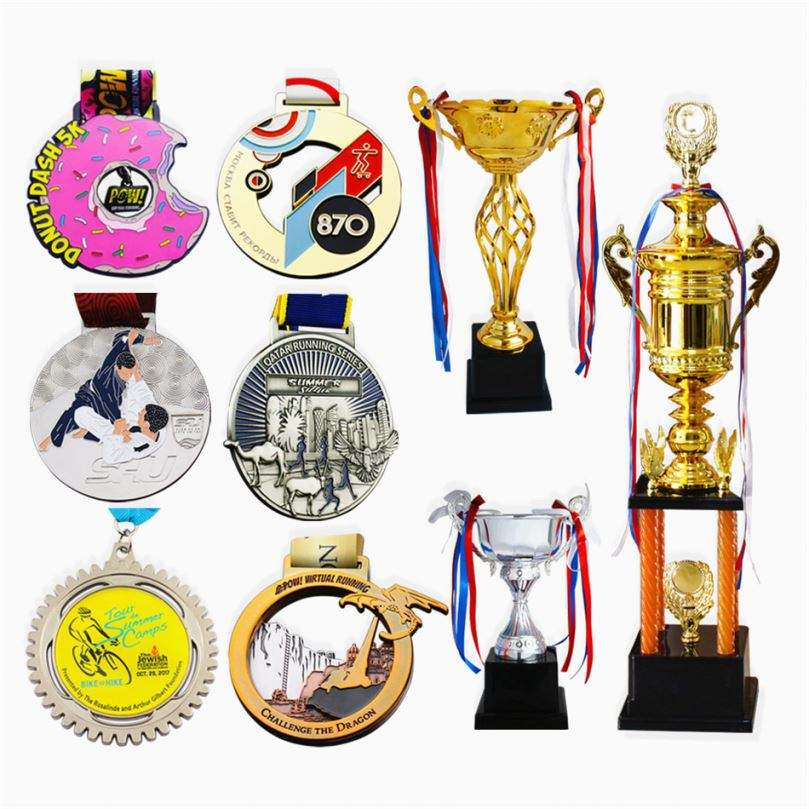 Custom metal medal sports military soccer swimming spinning trophies and medals china,medals custom medal,metal medallion