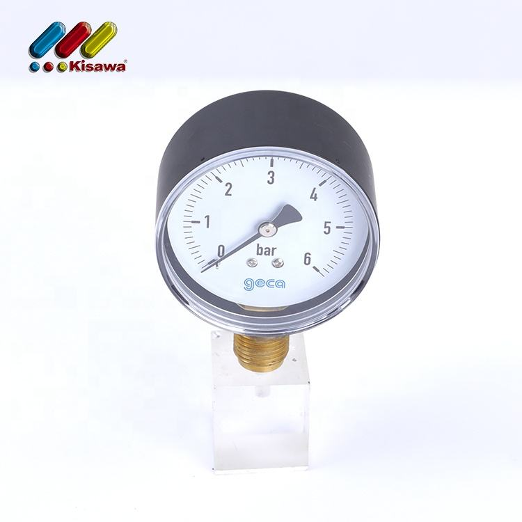 High quality cheap precision lpg gas pressure gauge