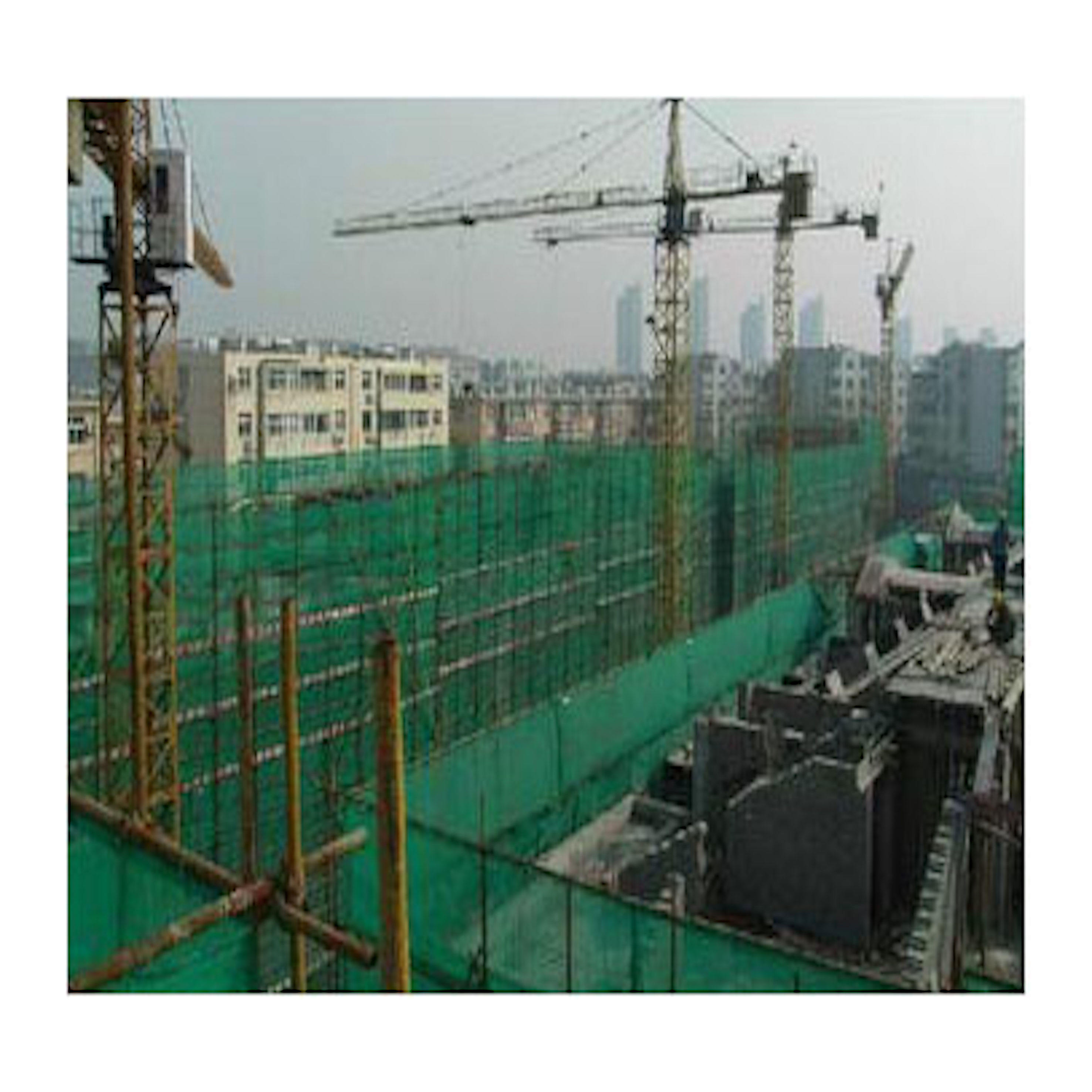 Factory wholesale fine mesh vertical safety nets scaffold safety net anti dust construction net