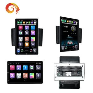 Auto Radio Sistem Musik Stereo Bt Double Din Video 2Din Android Head Unit Mobil Multimedia Audio Pemutar DVD