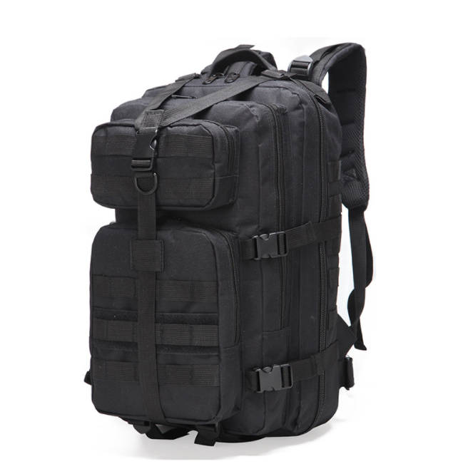 600D Waterproof Military Tactical Assault Molle Pack 35L Sling Backpack Army Rucksack Bag