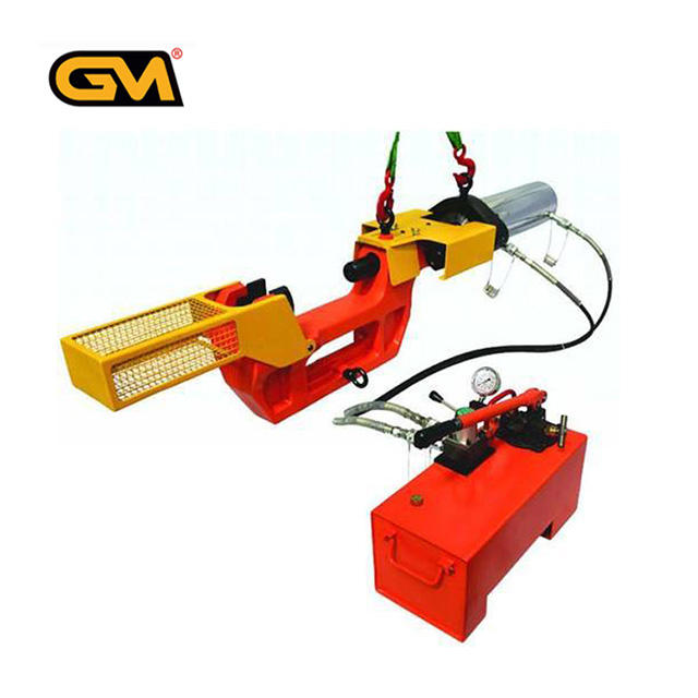 Manual&electronic Portable Hydraulic Track Pin Press machine press for track pitch 175mm-280mm