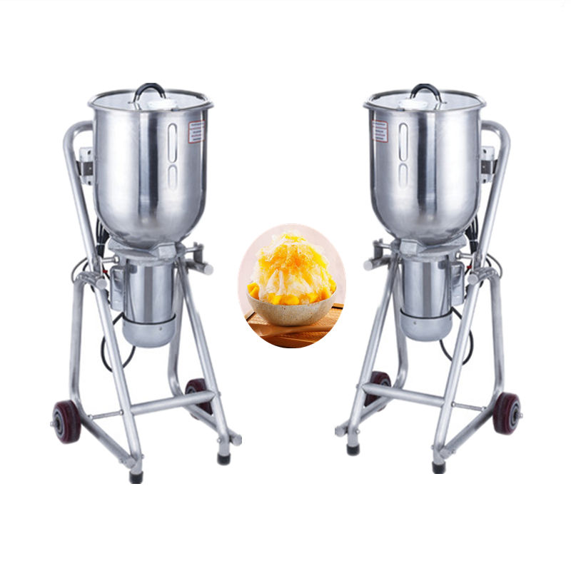Heavy Duty Industrial Stainless Steel Ice Blender