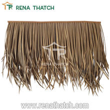 Coconut palm tree leaf for roof
