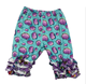 Toddler Summer Kids Clothing Icing Cotton Shorts Triple Ruffle Newborn Baby Pants Wholesale Children Shorts