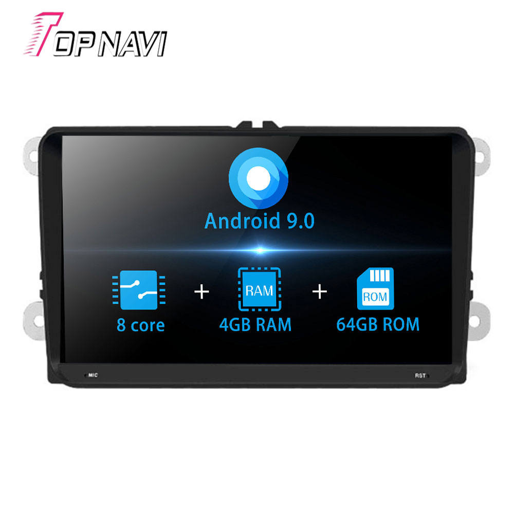 PX5 Octa Core Auto-Radio-Player Für <span class=keywords><strong>VW</strong></span> Universal Auto Radio Video Für Volkswagen Polo Golf Jetta <span class=keywords><strong>Passat</strong></span> Android 9,0 DVD GPS