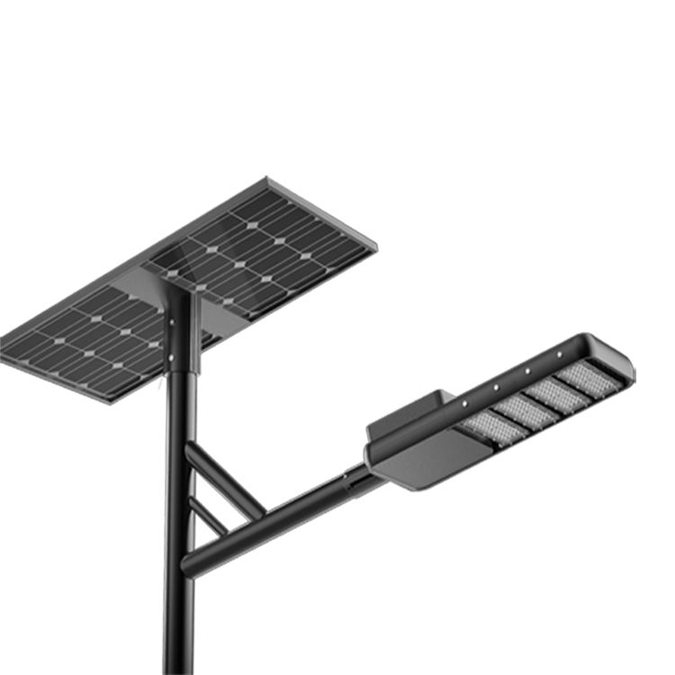 DAWN 170lm/w die-casting aluminum IP65 separated 30w 40w 50w 60w 80w 100w 120w led module solar street light