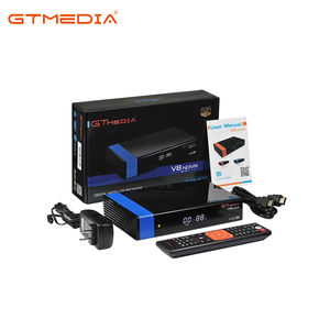 GTMedia V8 Nova TV Receiver H265 DVB-S2 IPTV Youtube Satellite EPG CCCam ดิจิตอลฟรี Air กล่อง