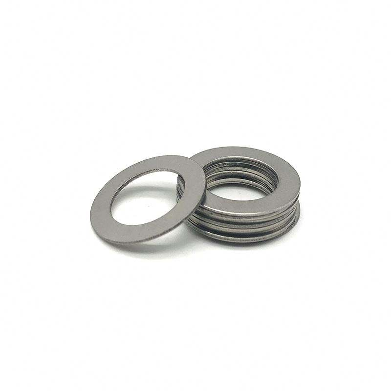 Zinc [ Washer Flat ] Flat Washers China Wholesale High Quality M2 M5 M6 48mm Stainless Steel Metal Spring Round Washer Galvanized Din 988 Thin Shim Flat Washer