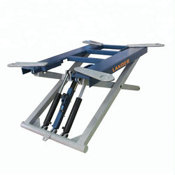 6000lbs Portable Mid Rise Scissor Vehicle Lift for Cars