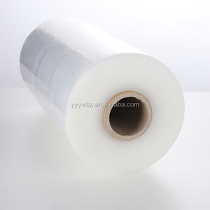 LLDPE stretch wrapped  pallet wrap stretch film  jumbo roll stretch film