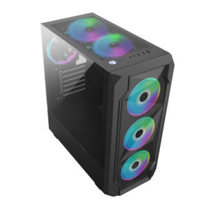 RGB Backlit Style Pc Gamer Towers Customize Gaming Computer case