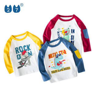New Hot Selling Products Toddler Kid Autumn Spring Stylish T Shirt Clothes
