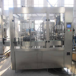 Filler Capper Filing Glass Bottle Filling And Capping Machine