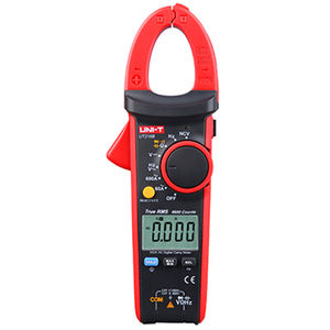 UNI-T UT216B 600A 6000 zählt ac leckstrom clamp meter Clamp Multimeter clamp Tester