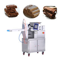 Automatic Small Protein bar machine / energy bar production line / date bar maker fruit bar making extruder manufacturer