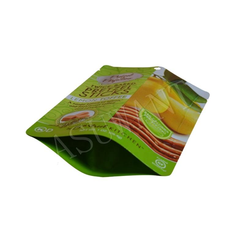 High Quality Compostable Food Packaging Aluminium Lined Packaging