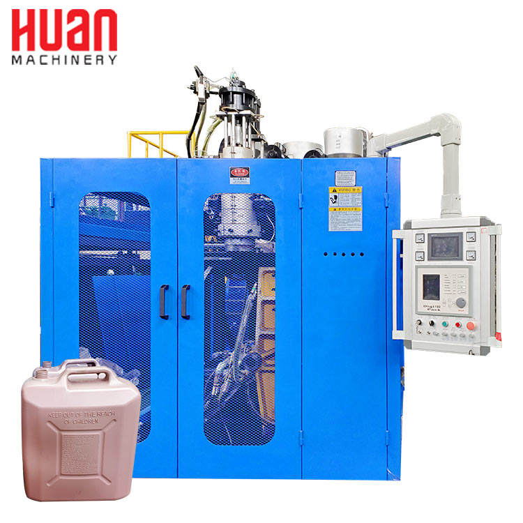 Plastic machinery mould three layer blow molding blowing machine for water tank