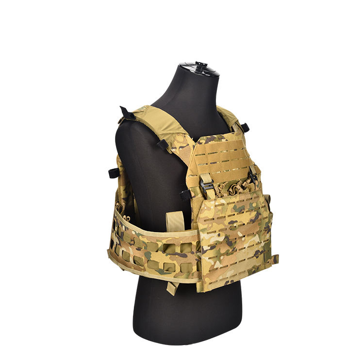Military Tactical Vest Battle Combat Molle Bullet Assault Plate Carrier Vest
