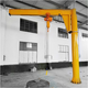 jib crane rotation mechanism jib crane swivel for sale