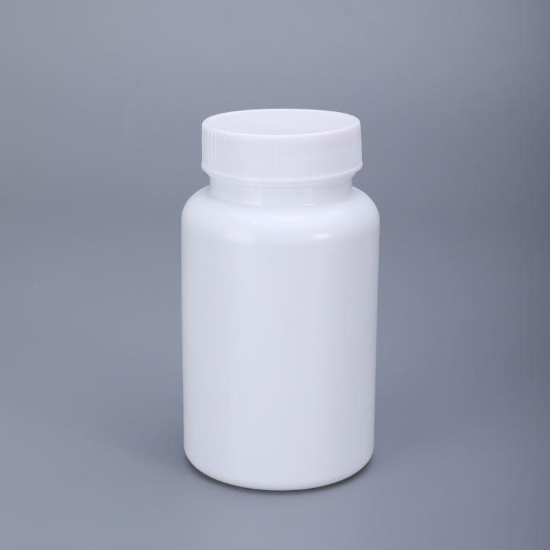 200ml High Quality Plastic With Seal Vitamin Bottle Container