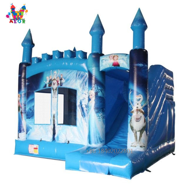 4.5x4m inflables slide jumping castle different themes inflatable combo inflatable toy