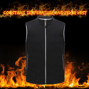 2020 Battery Smart Heating Vest Mens Winter Heated Vest For Winter Warm