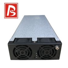 96% High Efficiency 2000w 3000w 4000w 48v 110v 220v Telecommunication Rectifier Modular For Rack Mount System