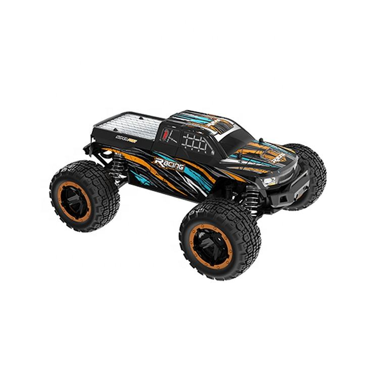 China Factory Good Quality professional DEERC RC Cars Fast Scale High Speed 4x4 RC Trucks 2.4GHz Offroad Remote Control Car