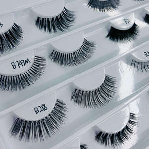 DGC - Luxury Handmade Private Label Wholesale False Eyelash for Makeup Cosmetic