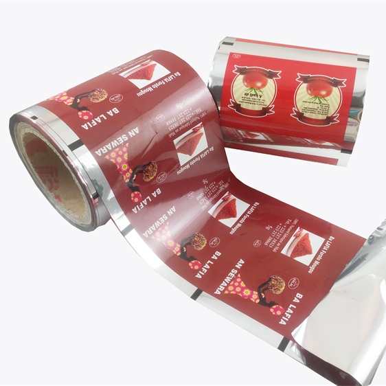 Aluminum Foil Zipper Spice Bag Plastic Material Pouch Wholesale Package Zip lock Sachet Packing Spice Packaging