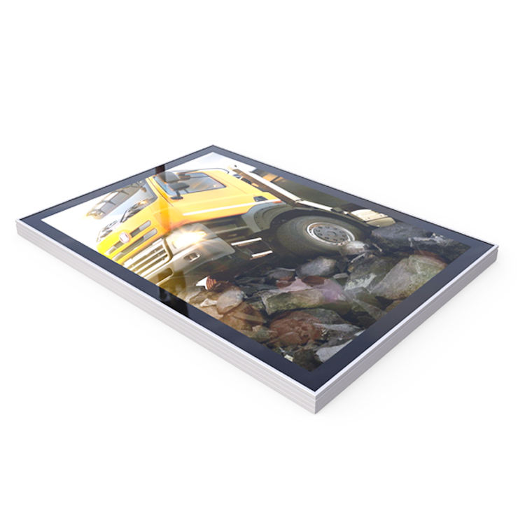 Led Box Light Edgelight AF12A Waterproof Slim Single Side Led Magnetic Light Box For Supermarket Subway