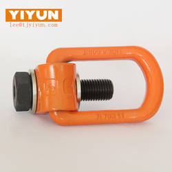 Alloy steel rotate the lifting point OEM color M8 M10 M12 M16 M18 M20 M24 M30 M36 M40 M48 M64 M100