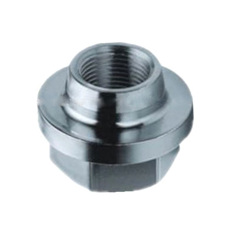 China Manufacturer CNC Machining Coupling Fittings Automotive Parts