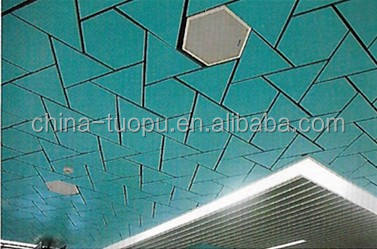 Acoustic Soundproof Acoustic Ceiling System