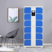 Widely used smart electronic locker for luggage storage cabinet automatic beach locker