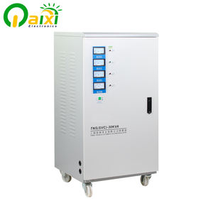 SVC 3 Phase Automatic Voltage Stabilizer 30kva