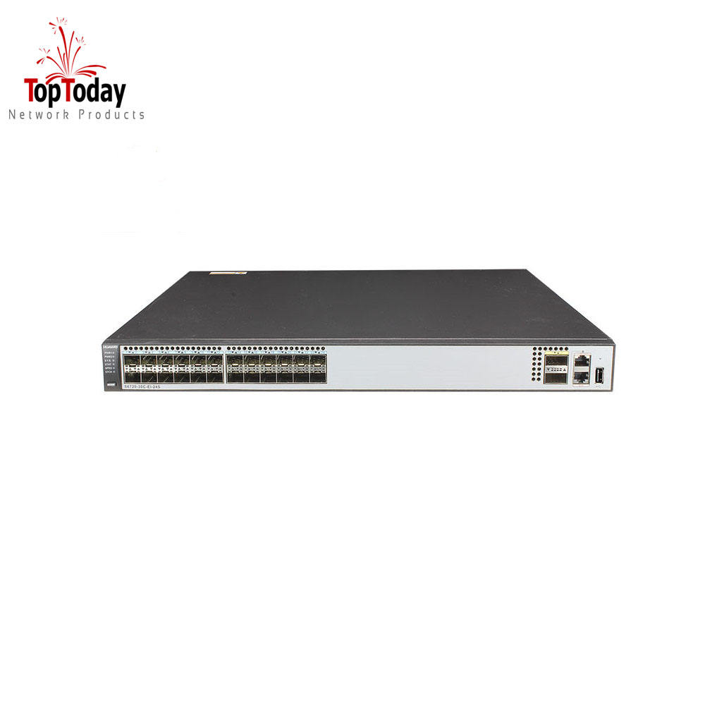 Huawei S6720 24 Port SFP+ 10G Ethernet Switch S6720-30C-EI-24S-AC