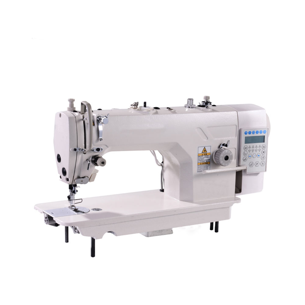 New Condition and Lock Stitch Stitch Formation industrial clothes sewing machine
