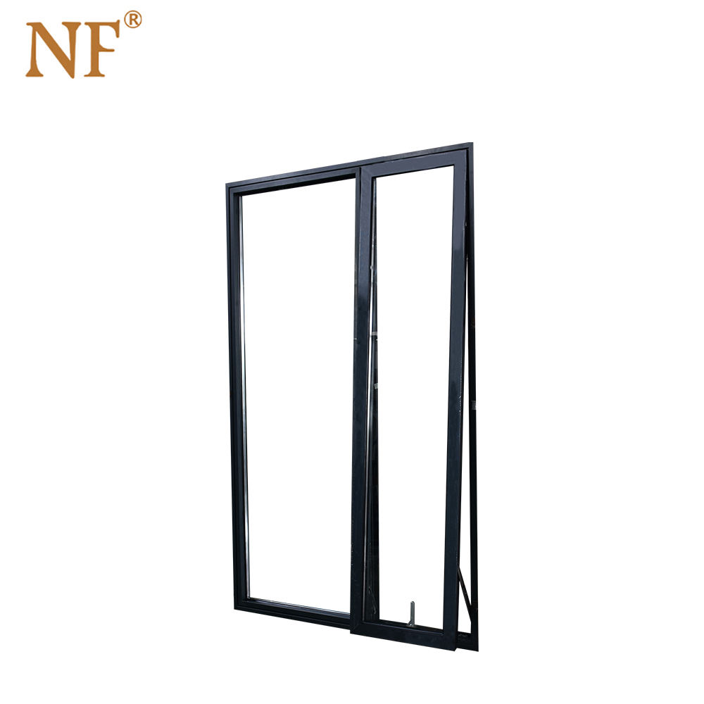 aluminum awning window with grill design,crank open window