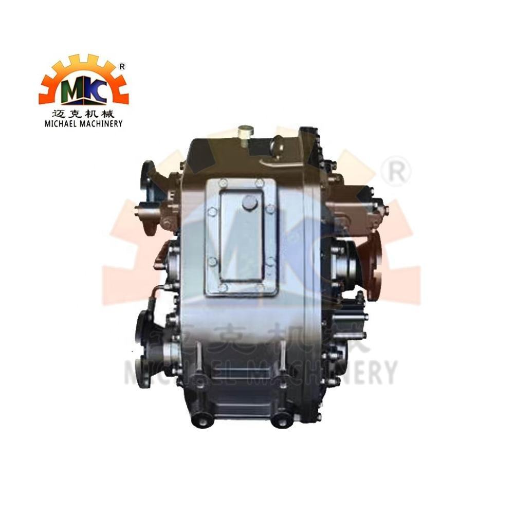 4x4/6x6 Heavy Duty Truck Transfer Gearbox/Case with High Low Ratio