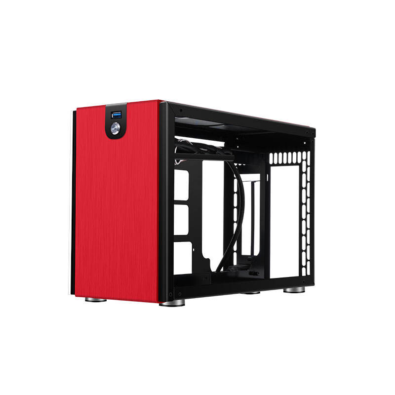 New Arrival High Quality Computer Part and Accessories PC Cabinet Gaming Horizontal ATX OEM free Gaming Computer Case