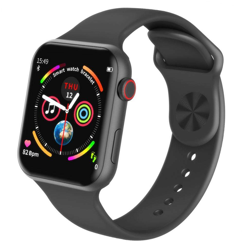 F10 Montre Smart watch IOS Android Bluetooth Fréquence Cardiaque Intelligent Écran Tactile montre Intelligente pour Montre <span class=keywords><strong>Apple</strong></span> PK IWO 12 IWO 11
