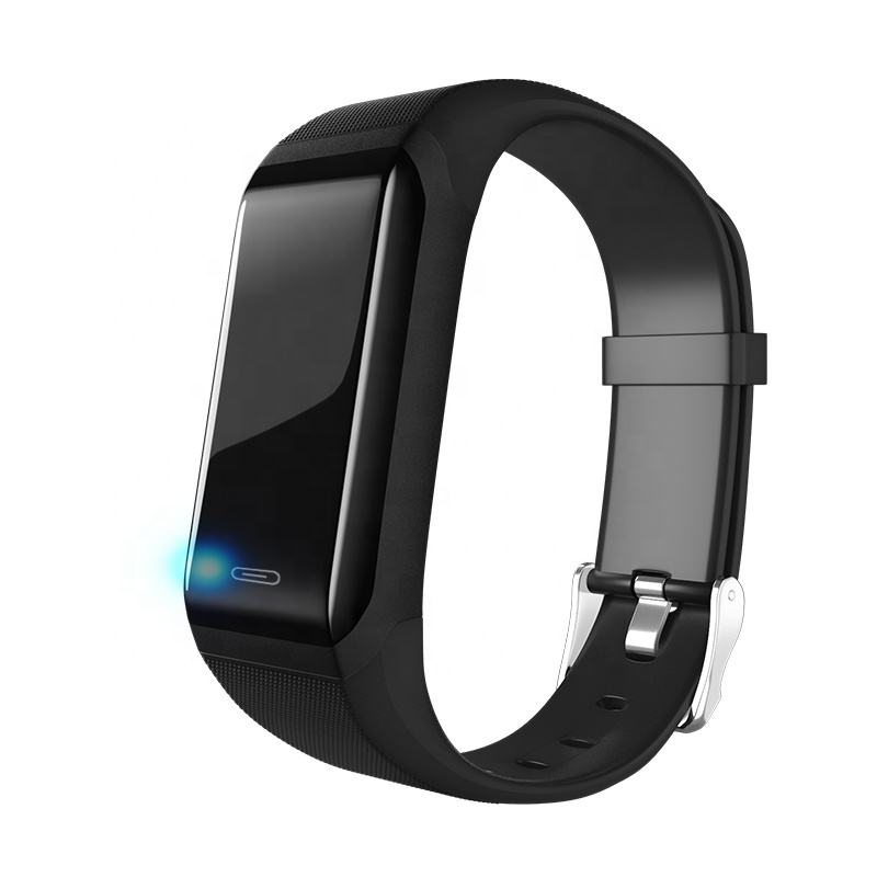 BLE 5.0 Bluetooth Temperature Beacon Wristband of Body Temperature