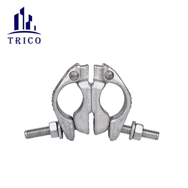 BS Standard Drop Forged Type scaffold beam clamps